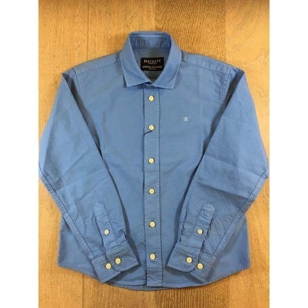 HACKETT HK301260 Garment dye oxford Y