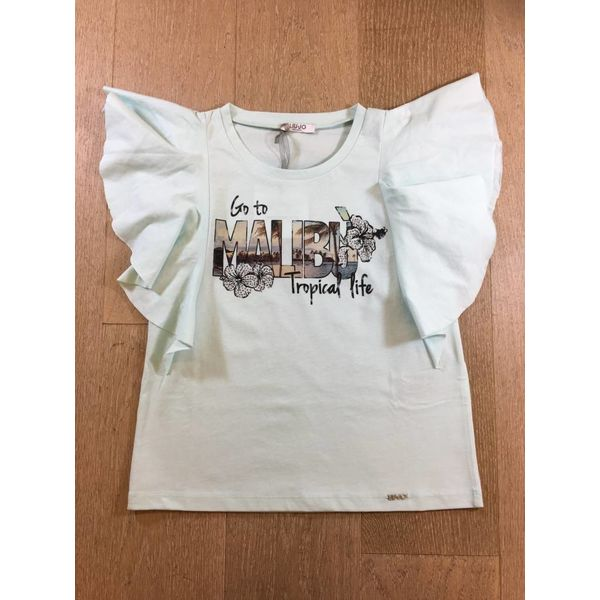 Liu Jo junior G18188J0166 t-shirt m/c city