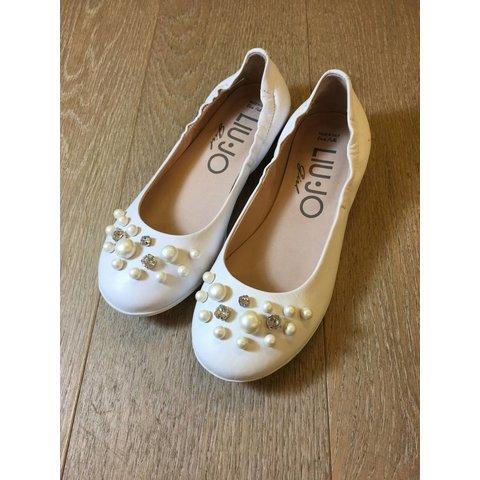 L4A3-00330-0051514 ballerina bianco