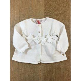 LILI GAUFRETTE 5L18005 grisette cardigan