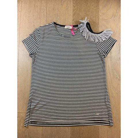 1A1103-Y48T marguerite maxi t-shirt