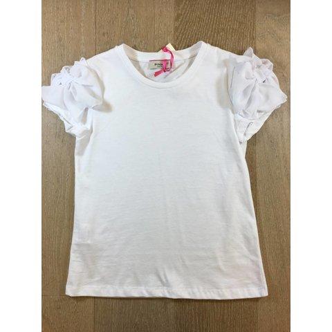 1A10ZB-Y47U fifi t-shirt jersey/georgette