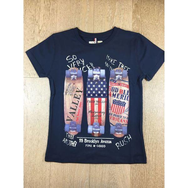 Fred Mello 14421 T-shirt