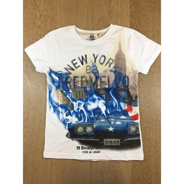 Fred Mello 14428 T-shirt
