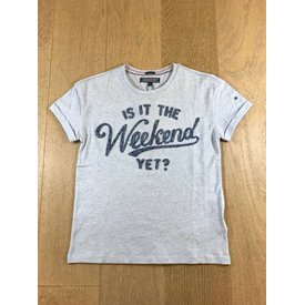 Tommy Hilfiger girls KG03426 endearing tee s/s