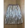 KG03190 h metallic skirt