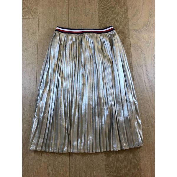 Tommy hilfiger pre KG03190 h metallic skirt