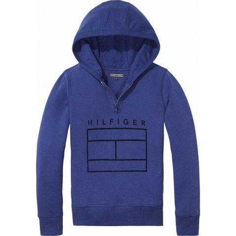 KB03618 sweater ame hilfiger hd zip hwk l/s