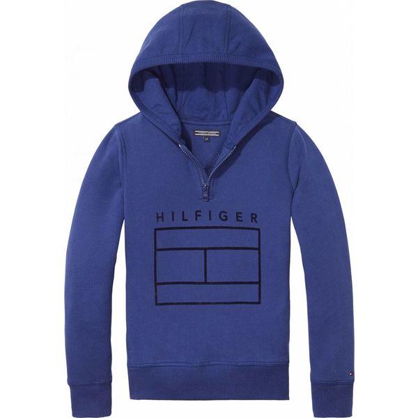 Tommy hilfiger pre KB03618 sweater ame hilfiger hd zip hwk l/s