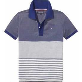 Tommy hilfiger pre KB03650 polo structured pique polo s/s