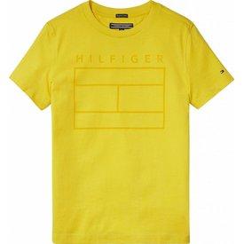 Tommy hilfiger pre KB03676 t-shirt ame logo cn tee s/s