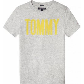 Tommy hilfiger pre KB03725 ame flock tommy cn tee s/s