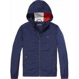 Tommy Hilfiger KB03851 ame boys hooded zip jacket
