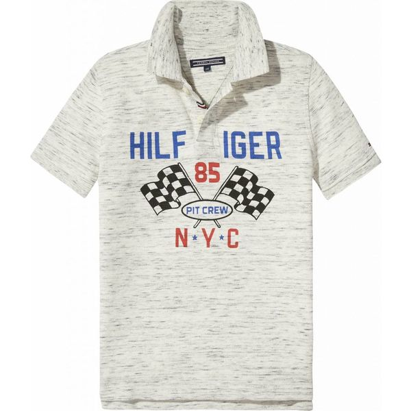 Tommy Hilfiger KB03862 pit crew polo s/s