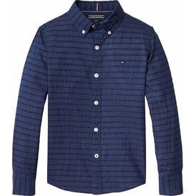 Tommy Hilfiger KB03873 horizontal stripe shirt l/s