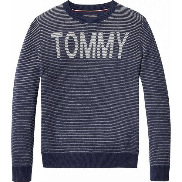 Tommy Hilfiger KB03896 tommy stripe cn sweater