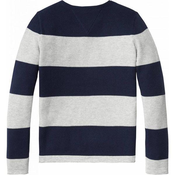 Tommy Hilfiger KB03901 preppy stripe cn sweater