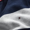 KB03901 preppy stripe cn sweater