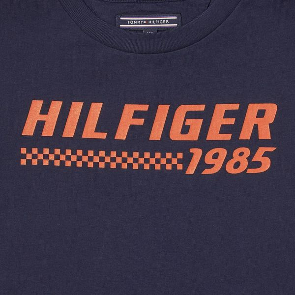 Tommy Hilfiger KB03911 ame bright graphic tee s/s