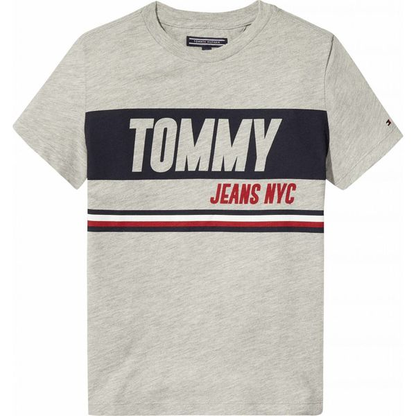 Tommy Hilfiger KB03920 ame sporty block panel tee s/s