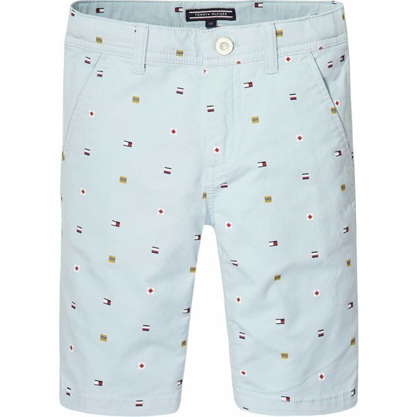 Tommy Hilfiger KB03927 aop flag new chino short powsc pd