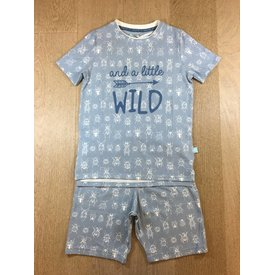 CHARLIE CHOE 816010 boys long short set