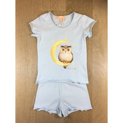 Owl yellow