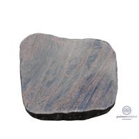 thumb-Bruin/ zwarte liggende grafsteen-2
