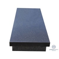 thumb-Zwarte zerk grafsteen-1
