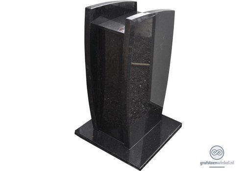 Zwarte urnenkolom