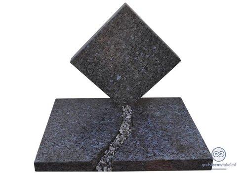 Grafsteen urnengraf