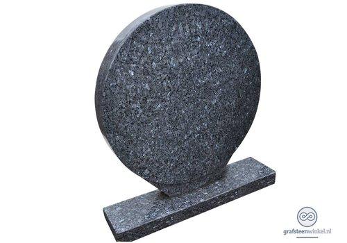 Cirkelvormig grafmonument