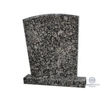 thumb-Grijze traditionele grafsteen-1