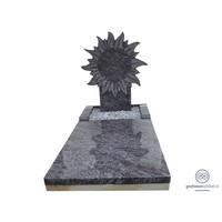 thumb-Grafmonument met zon-2