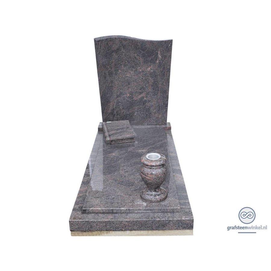 Standaard grafsteen-2