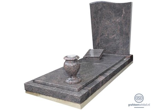 Standaard grafsteen