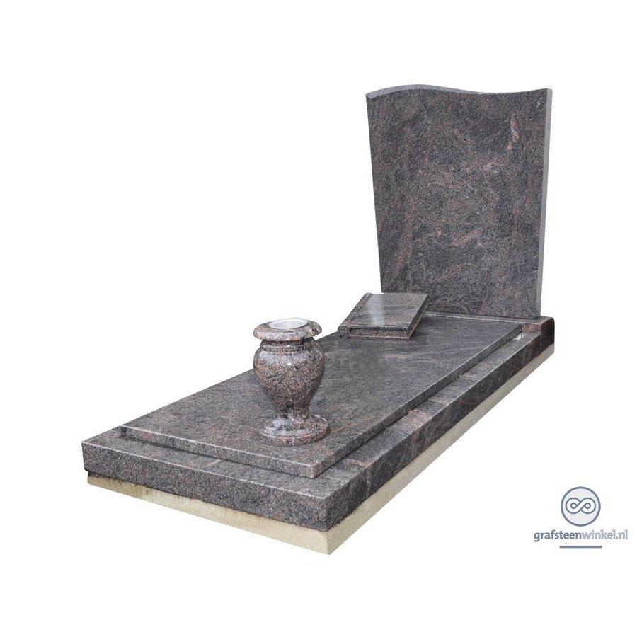 Standaard grafsteen-1
