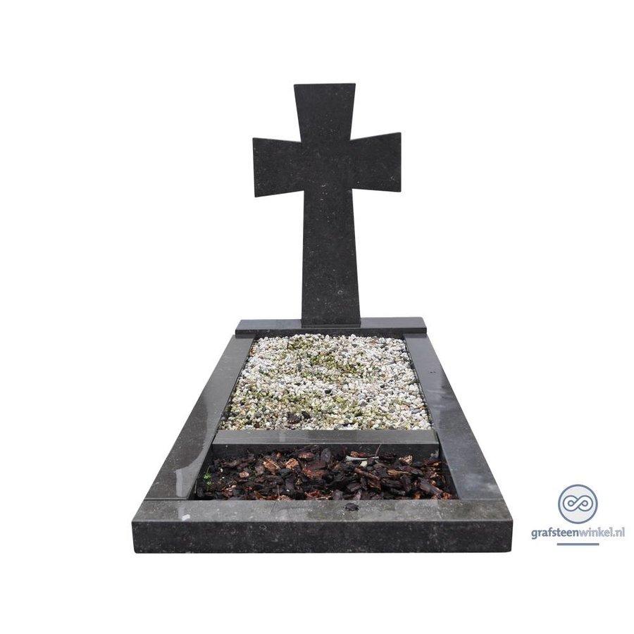 Grafsteen Kruis-2