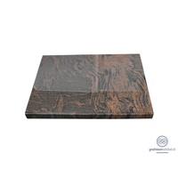 thumb-Liggende, eenvoudige grafsteen-2
