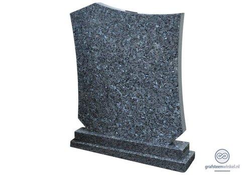 Lichtgrijze grafsteen