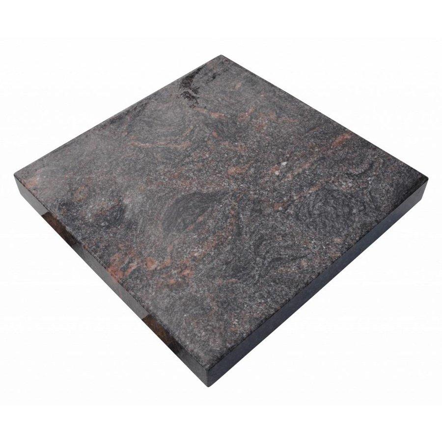 Liggende grafsteen, maximaal 60 x 50 cm-1