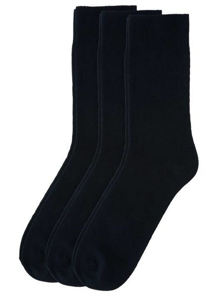 CAMANO Ca-Cotton Socks 3403 05 black 3er Pack