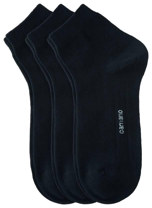 CAMANO CAMANO Ca-Soft Quarter 3023 05 black 3er Pack
