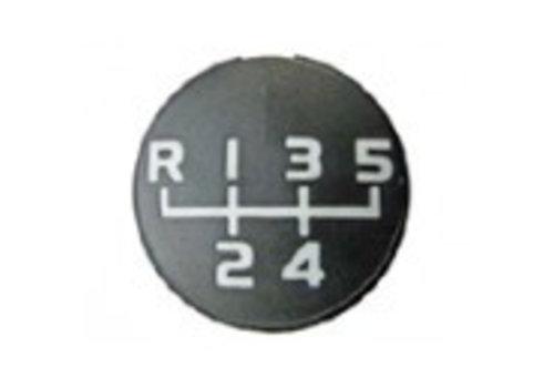 Pook knop kapje m47/m47r 'NEW' Volvo 300-serie