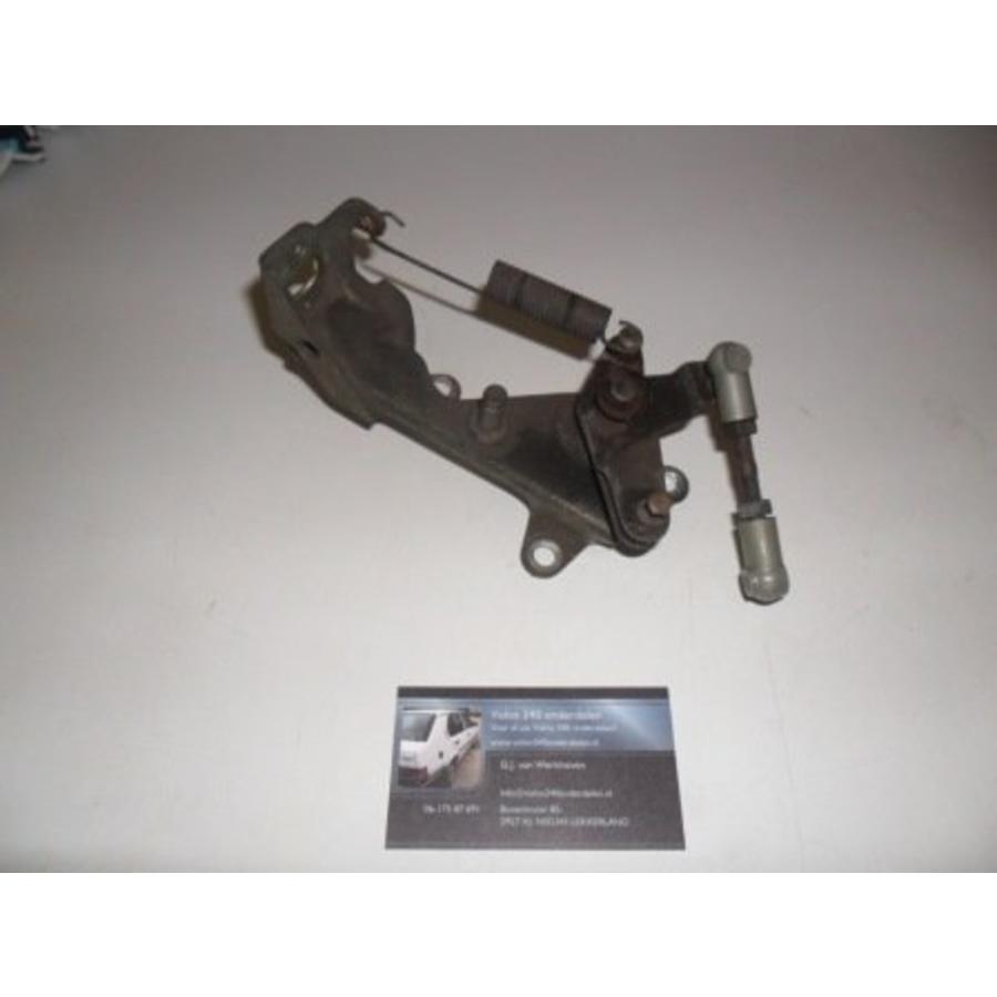 Gas / shoke hevel mechanisme Volvo 300-serie