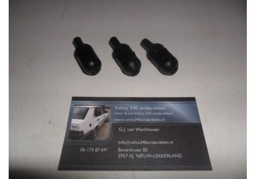 Rubbers for mounting EMVK and two-way valve Volvo 66, 300-series