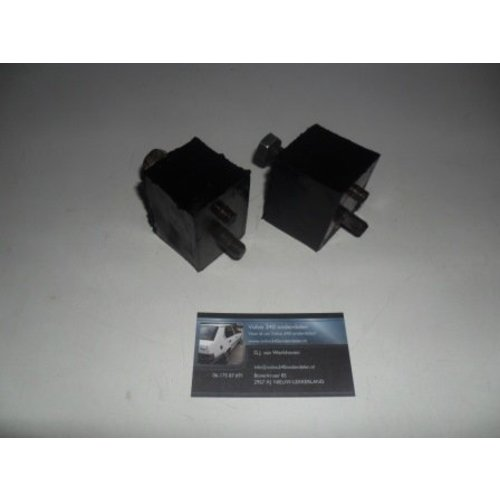 Engine mounting rubber rear (old models) Volvo 66, 343, 340