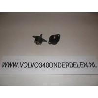 Bevestigings rubber klein versnellingsbak/CVT Volvo 340/360