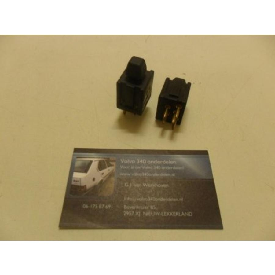 Switch electric mirror Volvo 300, 400-series