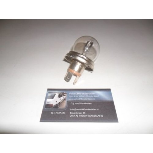 Duplo bulb 12v 40watt p45t Volvo 343